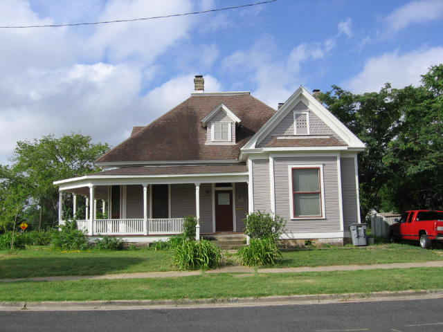 The Jobe House - historic rental housing