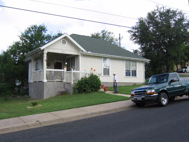 Navasota Street rental housing