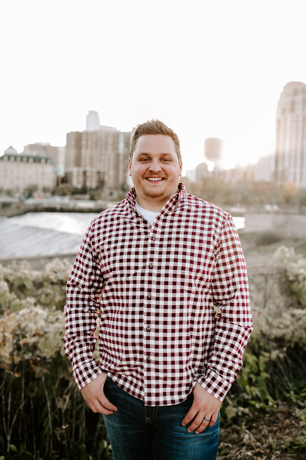 Dr. Ethan - Doctor and OwnerDr. Ethan grew up in the small town of Dassel, Minnesota which is north of Mankato. Growing up, Dr. Ethan was very active being a three sport athlete and always knew that he wanted to be in a profession that dealt with the human body. He first was introduced to chiropractic after a sports injury. After visiting the local chiropractor, Dr. Ethan knew this was the exact profession he was looking for.After completion of high school, Dr. Ethan moved down to Mankato to attend Minnesota State University- Mankato. He obtained his Bachelors of Science in Exercise Science and fell in love with everything that Mankato had to offer. He and Hannah then moved to Bloomington, Minnesota where he attended Northwestern Health Sciences University for Chiropractic. It was at Northwestern where he learned about the amazing power of the body to heal itself from the inside out without the use of drugs or surgery. Dr. Ethan feels beyond grateful for the opportunity to serve Mankato and surrounding areas through Neurologically-based Chiropractic care.When Dr. Ethan is not in the office he loves to spend time out in nature. He enjoys hunting, hiking, being on the water and spending time with family and friends.