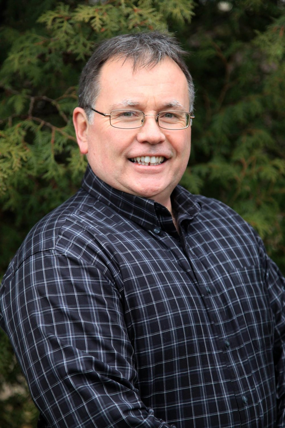 Jim Gordon, author, speaker, pastor