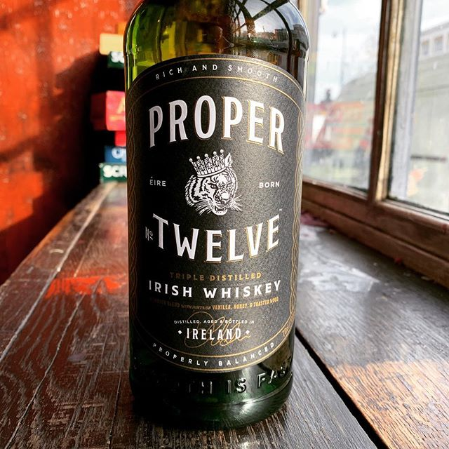 Just got this in 🦍 🥊 Didn't realised it had been released in the UK. Hopefully @bonnevillecocktails will do a video on it soon!  @thenotoriousmma @properwhiskey