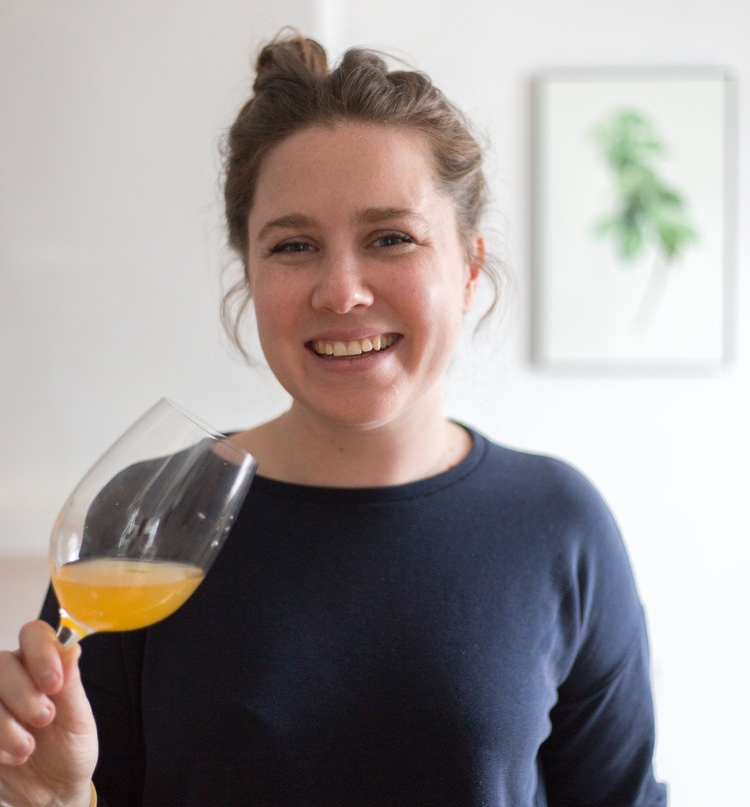 Jordan Werner Barry - recently completed her Master's degree in Food Studies at New York University, where she took a humanities-based approach to researching cider in its many forms.  In addition to this Cider Language Project, Jordan studied