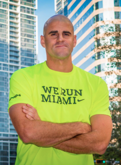 Frankie is the coach of the most successful public run club in the country. His Brickell Run Club sees an average of 400-600 runners every Tuesday sometimes hitting 800-1000 on special occasions. He is also the founder of the Miami Marathon, the Run Network and a XC Coach for Belen which just won their 7th state championship.Frankie is the busiest guy I ever met but somehow makes time for everyone. He is easy to reach and has individual correspondences with thousands of runners. i am so glad to have met Frankie and he has become a good friend, he is someone I really look up to.