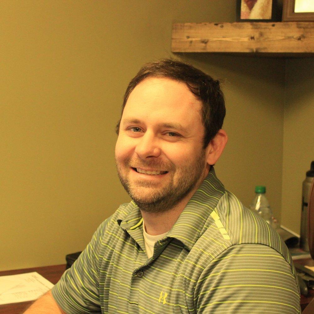 Hunter Harrell, Vice President