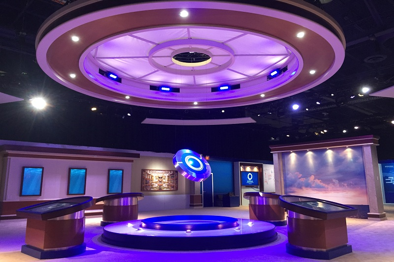 Carnival Corporation: CES Trade Show Booth  Design By: Hotopp Associates