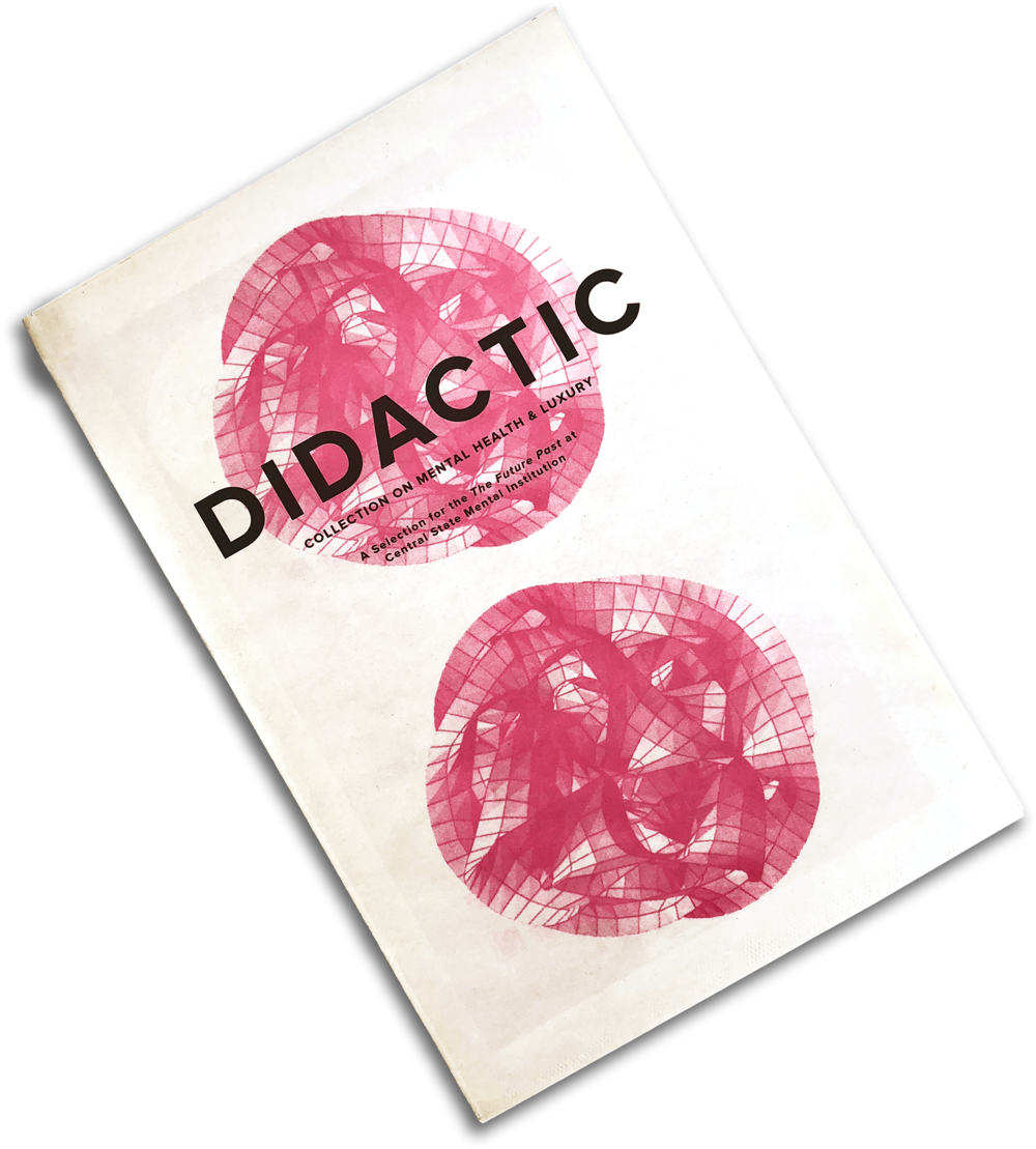 Didactic II: Mental Health & Luxury - View more here ➝