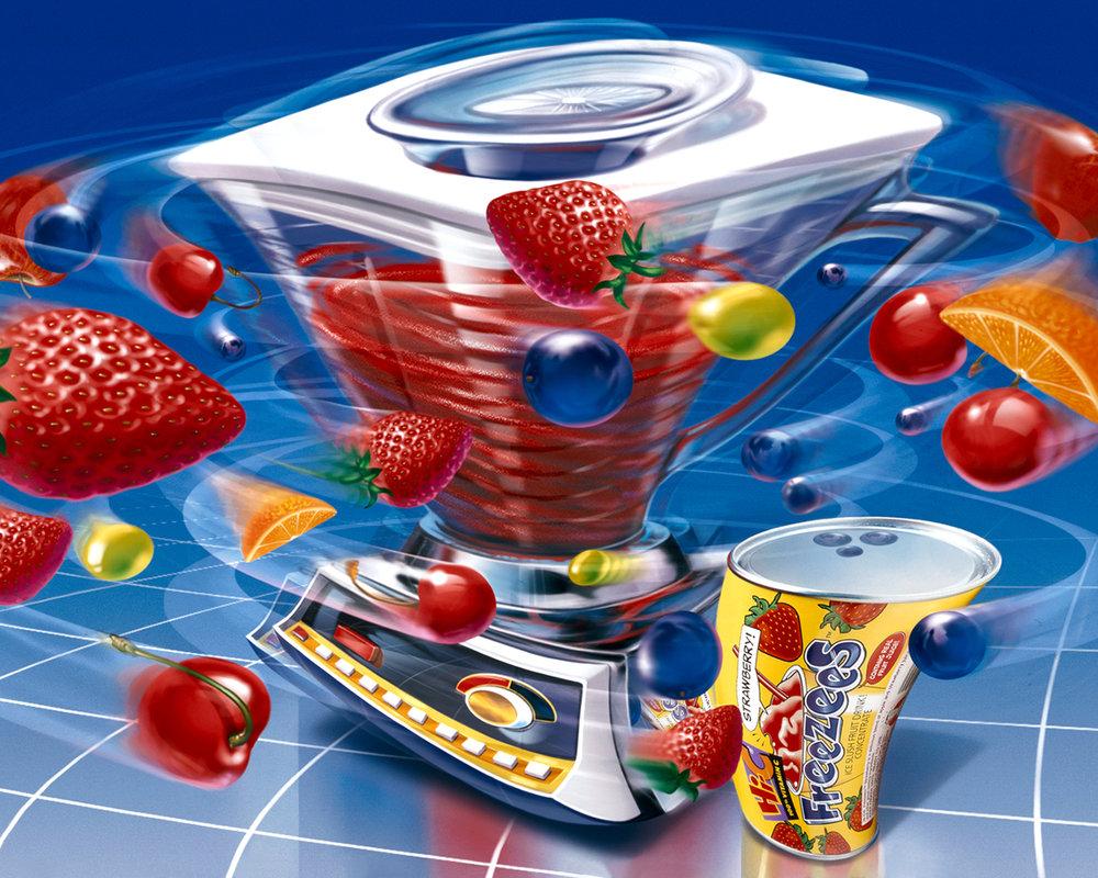 Hi-C Coke Foods Illustration.jpg