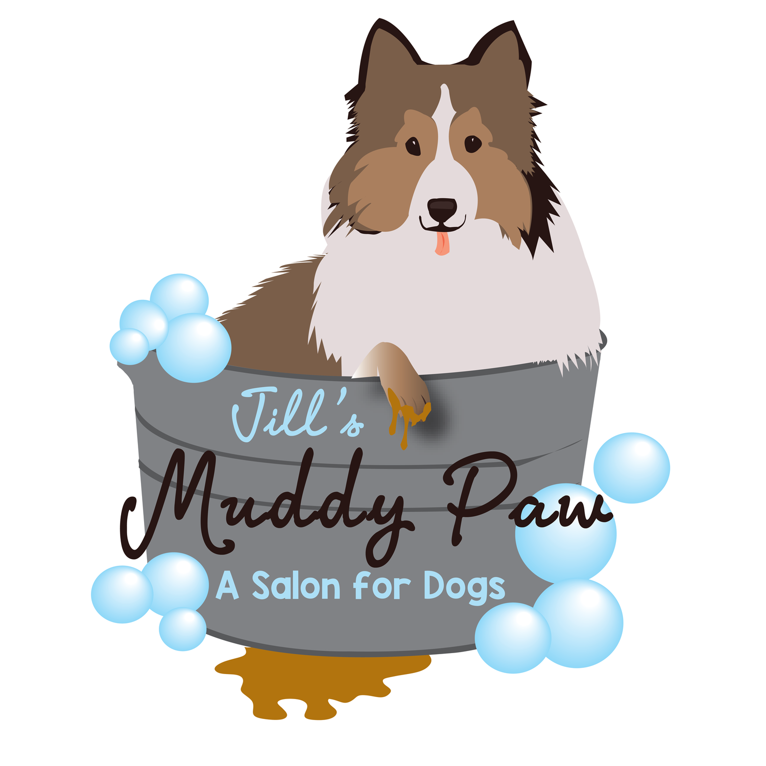 Jill's Muddy Paw Dog Grooming
