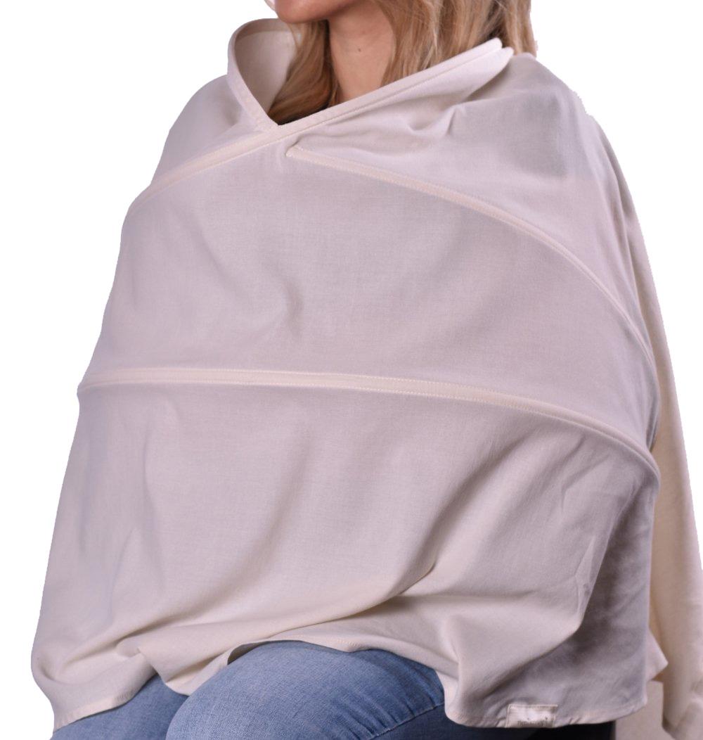 Infineni Nursing Cover as Canopy