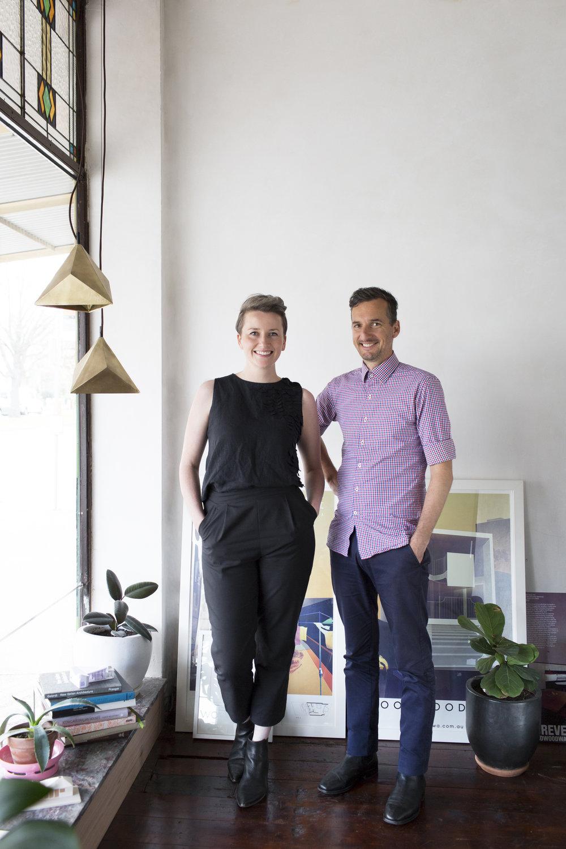 Monique & Scott Woodward - WOWOWA architect