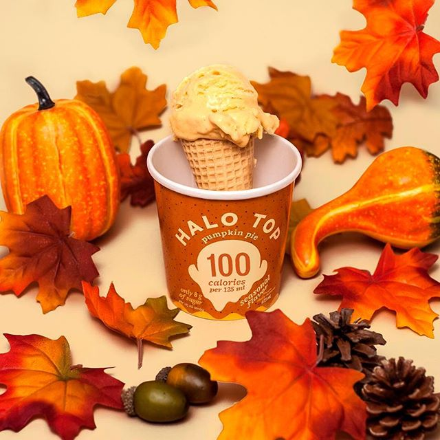 Looks like we checked all the Fall boxes expect one. So, we're doing a giveaway! See the link in our bio on how to obtain a FREE pint of Pumpkin Pie ice cream this SATURDAY, 9/22 ONLY.