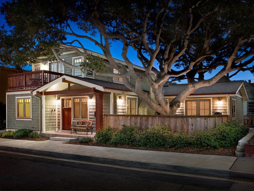 Pacific Grove Residence - 2,140 square feet