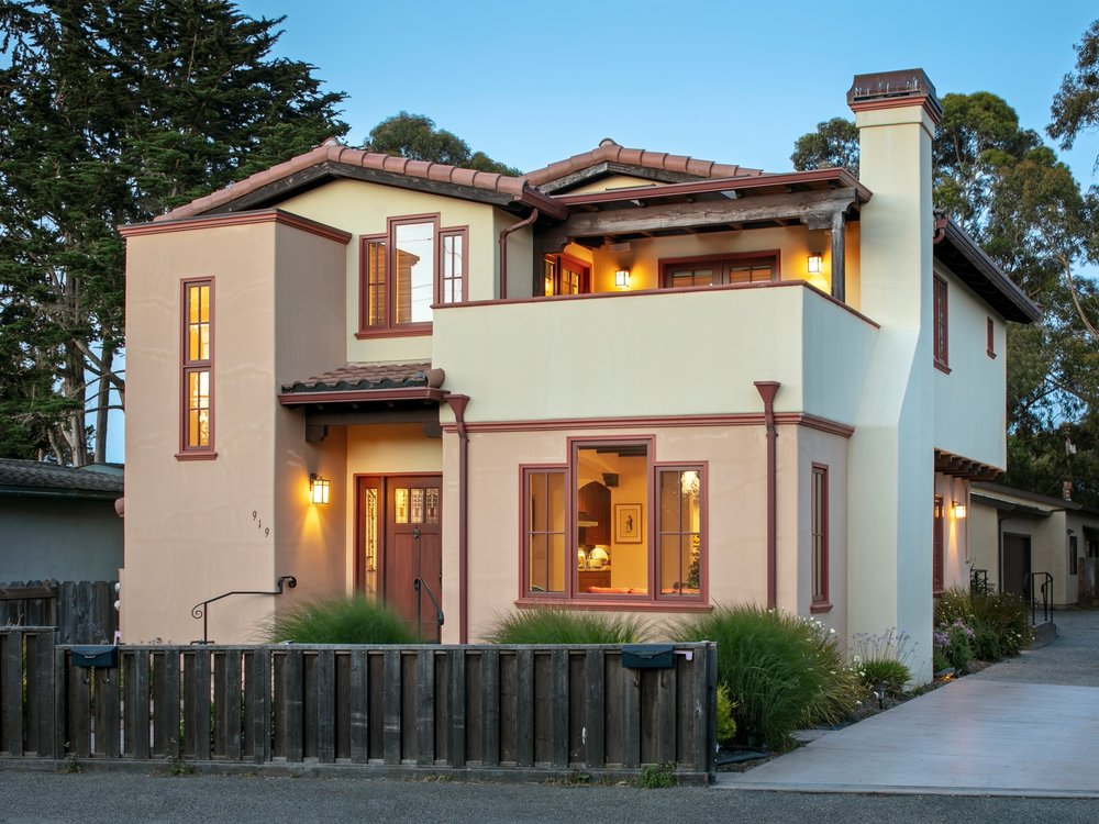 Pacific Grove Residence - 3,100 square feet