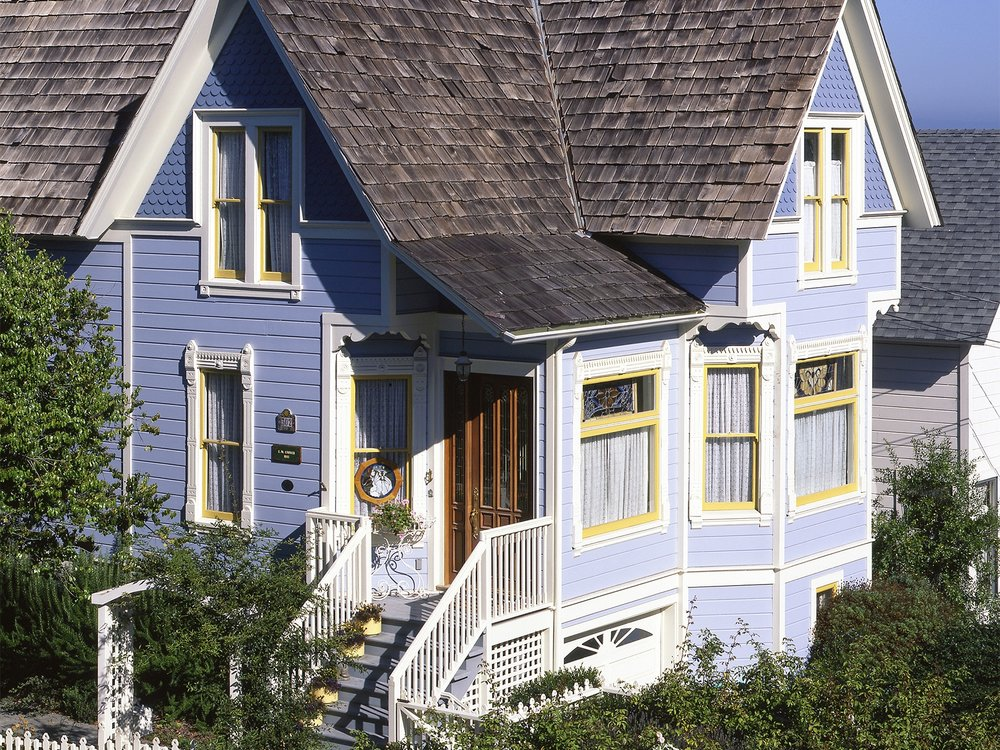 Pacific Grove Residence - restoration