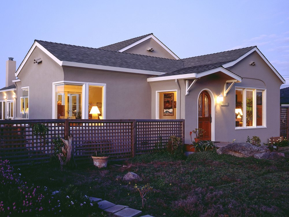 Pacific Grove Residence - remodel + addition