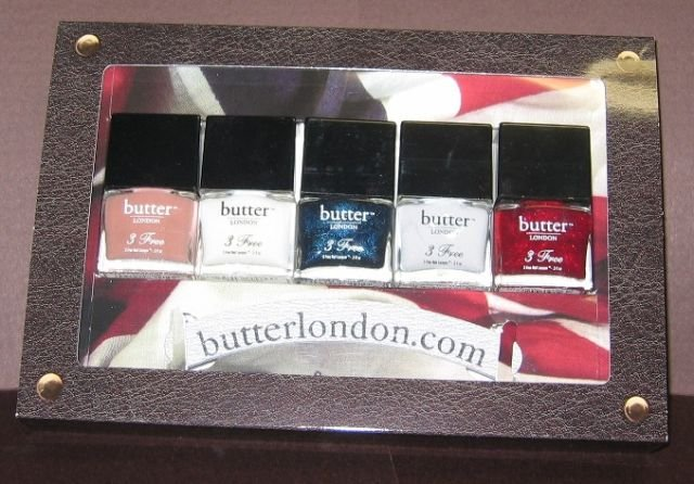 Butter London gift set