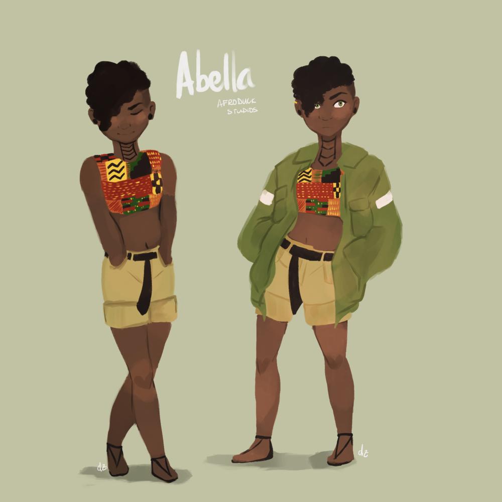 Abella (Belles) Yaa Nkrumah