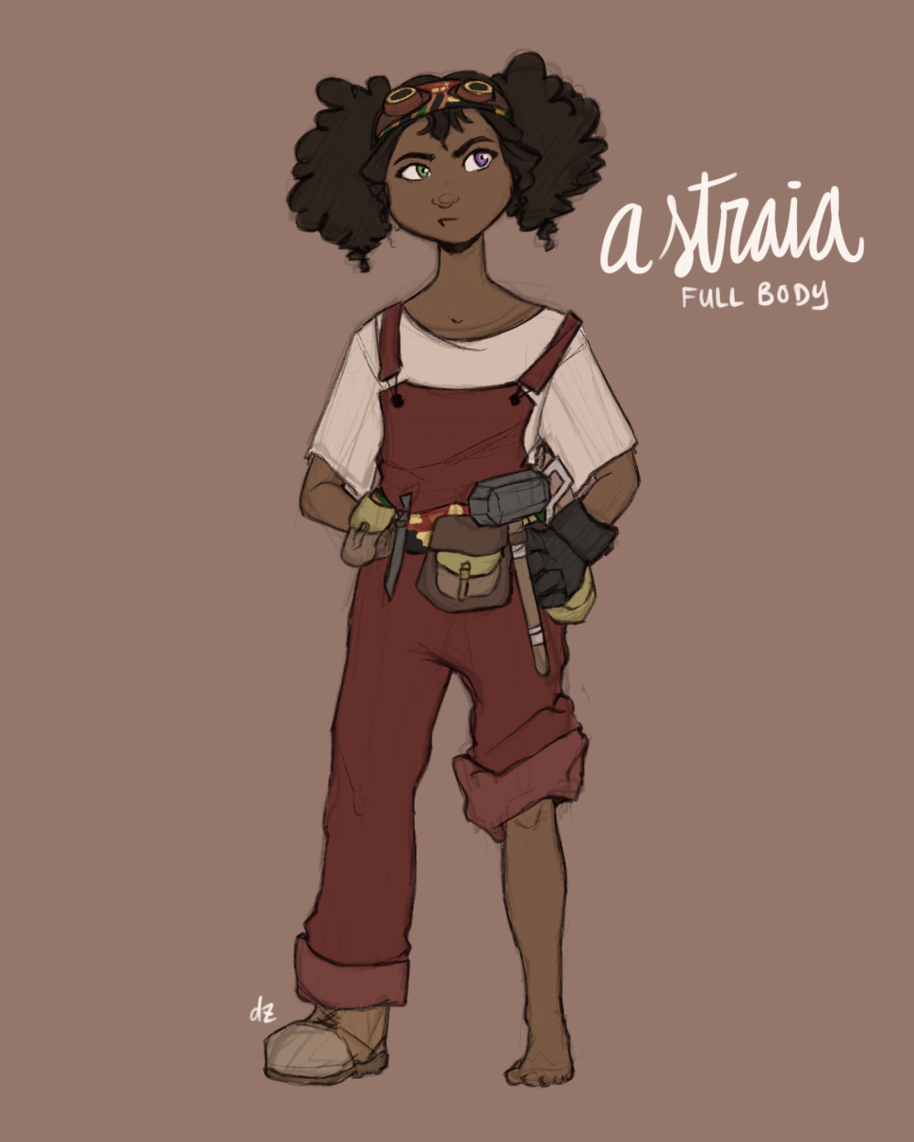 Astraia Nana Abena