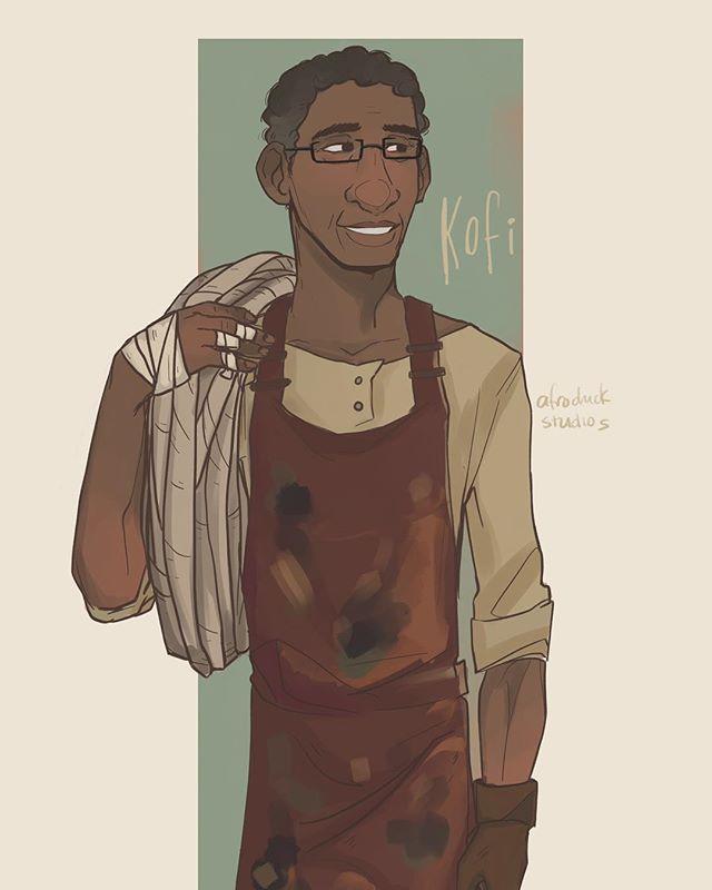 Kofi Abena