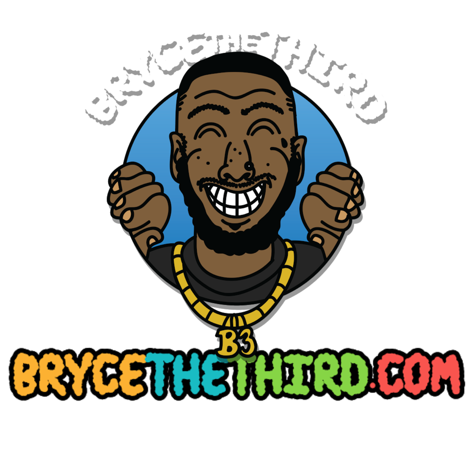 Official website of Bryce The Third