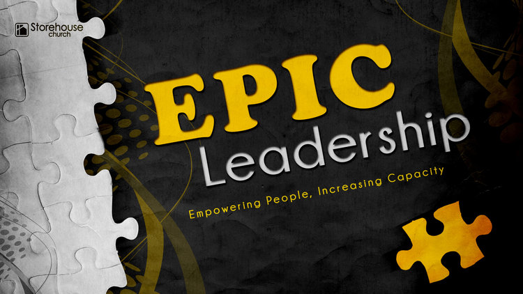 Epic Leadership - The focus of the EPIC Leadership program is to provide intentional and interactive training that will equip and empower current and emerging leaders. EPIC will ignite an individual's passion for leadership and for utilizing their leadership skills for greater causes. EPIC will illuminate an individual's understanding of leadership in the local church setting, the workplace, the family, and the local & global communities. EPIC will challenge an individual to view their leadership as a resource to impact others.