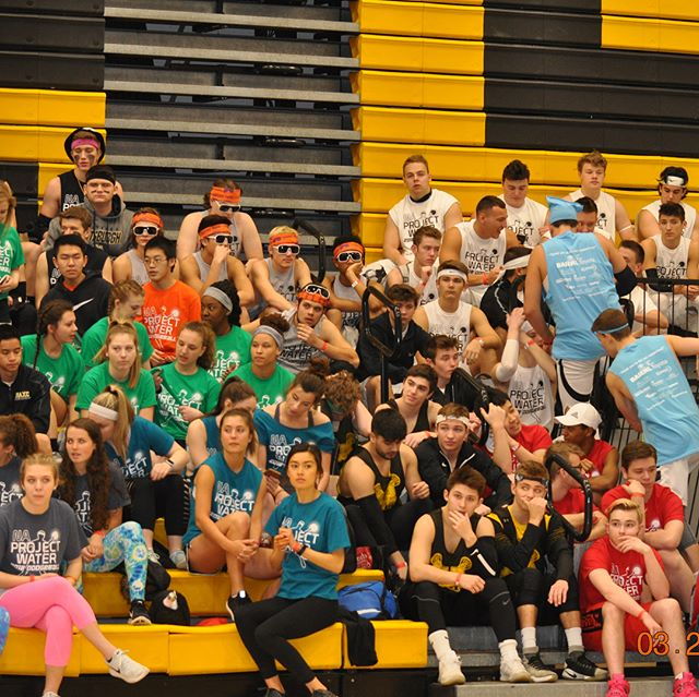 On March 28th, 2018, over 1000 North Allegheny High School students, teachers, and volunteers came together at the 2018 Dodgeball Tournament to help improve communities around the world. This collective effort helped raise over $30,000 towards providing clean water and other necessary facilities to developing villages and nations worldwide. Thank you to the students, volunteers, staff, family, and friends for making this event possible, supporting NA Project Water, and helping families around the world gain access to the most fundamental human need: Water. And, of course, congratulations to the newest NA Project Water Dodgeball Hall of Fame inductees, Ball of Fame (NAI) and WBGM (NASH) 💧
