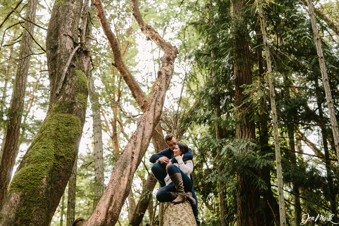 Piers Island Engagement Photography Vancouver Island Wedding Photography Victoria BC Wedding Photos