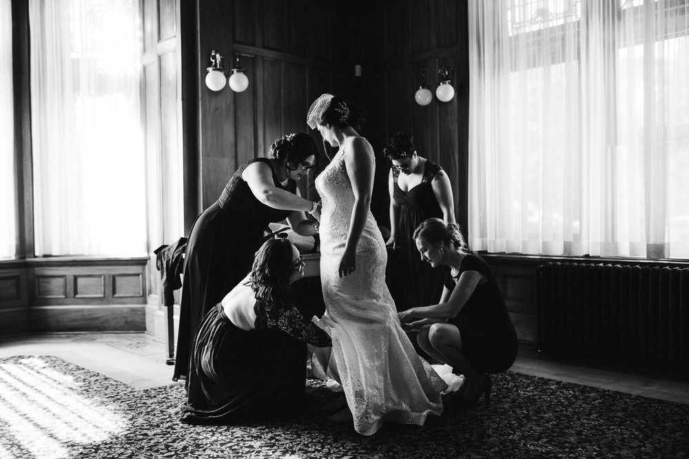 Getting Ready Victoria BC Wedding Photography - Hatley Castle Wedding Photography - Bear Mountain Wedding Photography