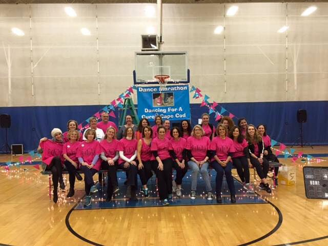 The staff of Dancing for a Cure