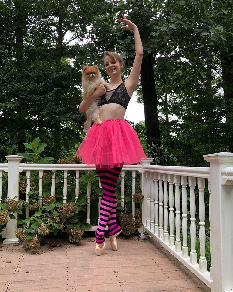 Bald Ballerina Tutu Tuesday Komen NYC.jpg