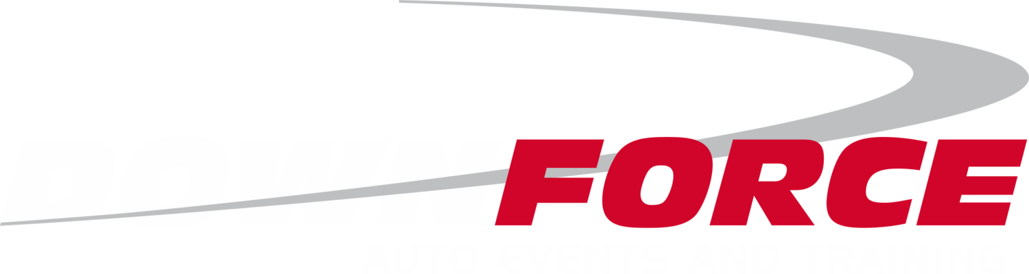 Downforce Auto Events and Training