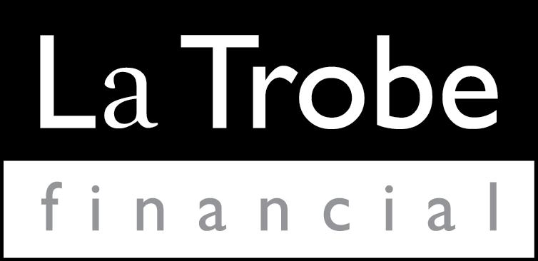 La Trobe logo black keyline greyscale.png