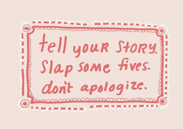 slappin'-fives