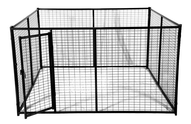 Dog Kennel - 2x4 Mesh Welded Wire.jpg