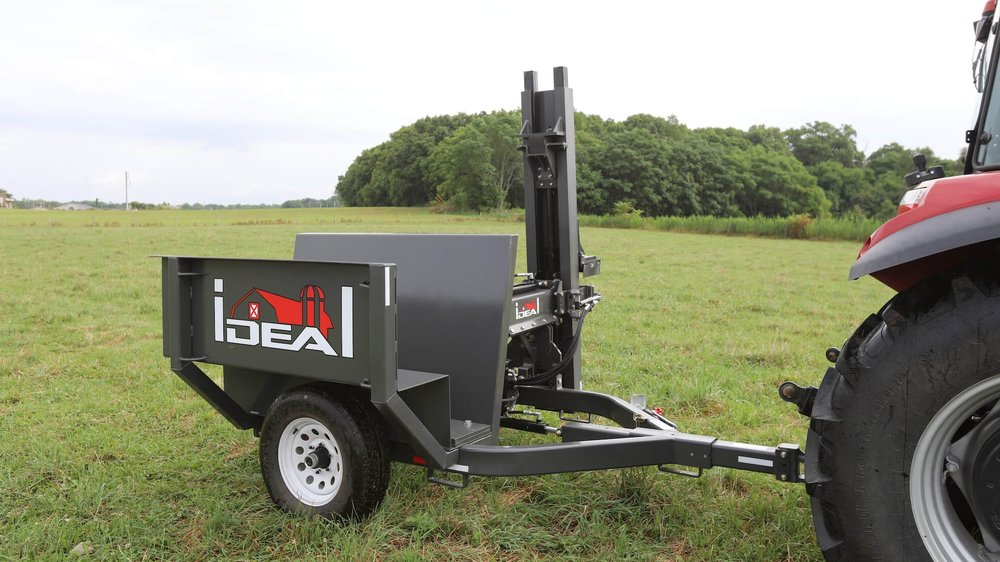 ID200 Trailer Post Pounder -