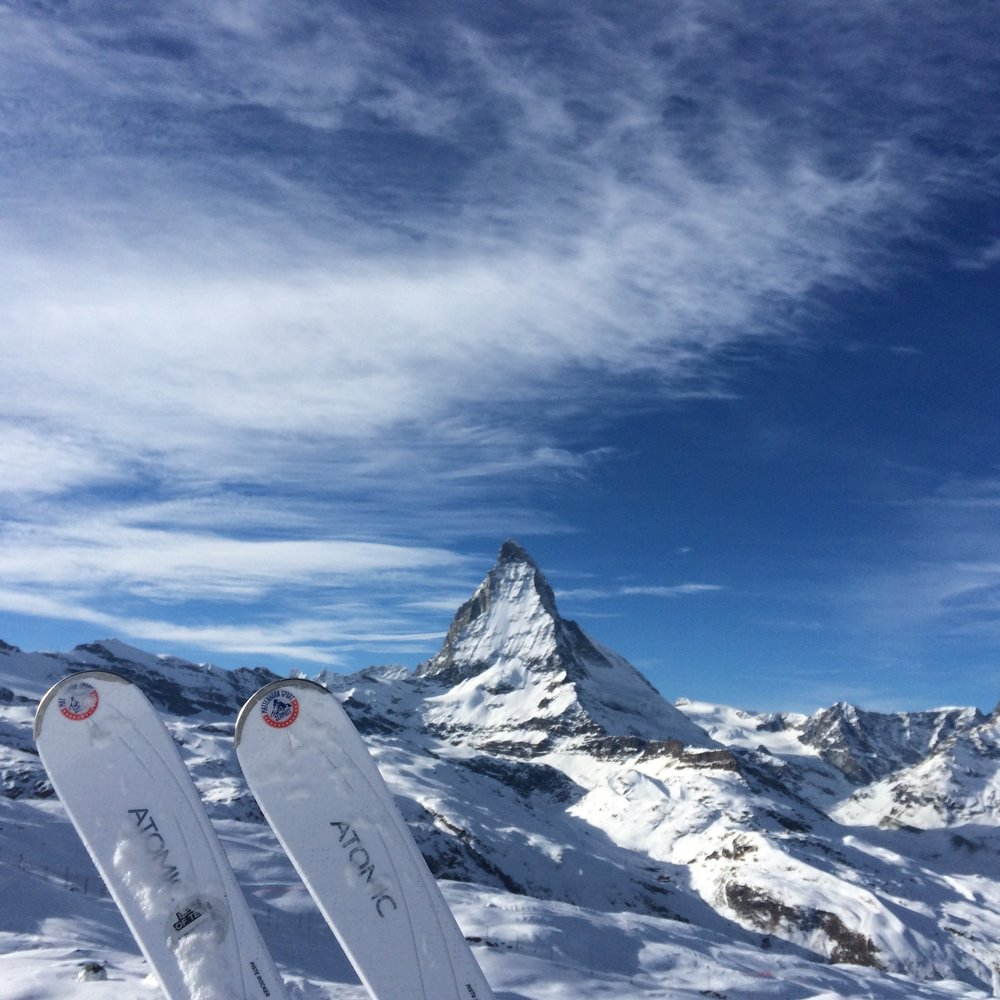 alpine adventure + cuisine: zermatt, switzerland -
