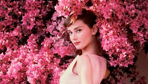 This is NOT my mate Caz. This is Audrey Hepburn. The classiest woman I could think of. She pretty. And classy.