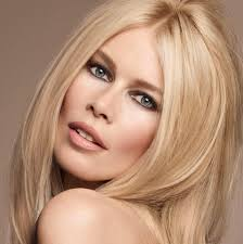 Actually Claudia Schiffer.