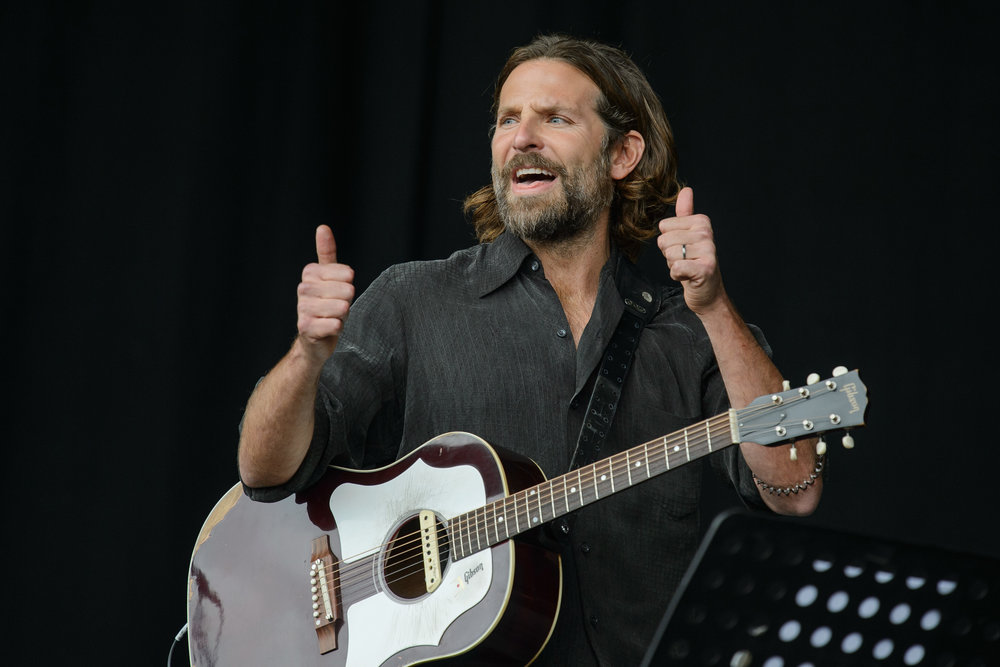 Bradley Cooper giving this blog two big thumbs up!