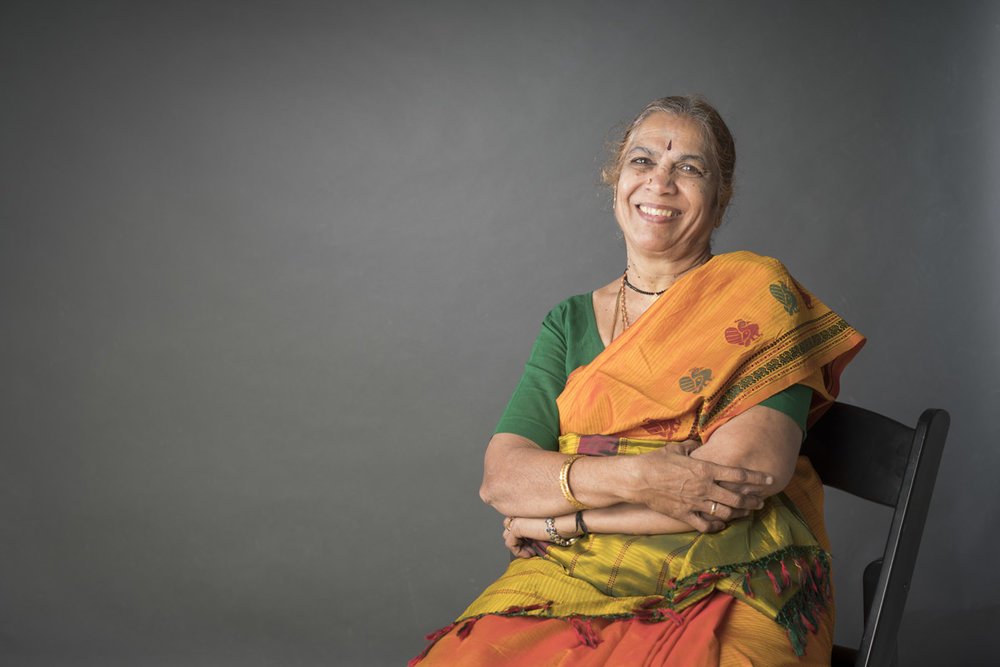 Mrs. Leela Narasimhan was 19 when she began her tenure at HMT's Bangalore facility.