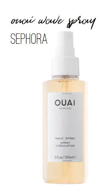 FR Faves Ouai Wave Spray from Sephora - Farmhouse Redefined