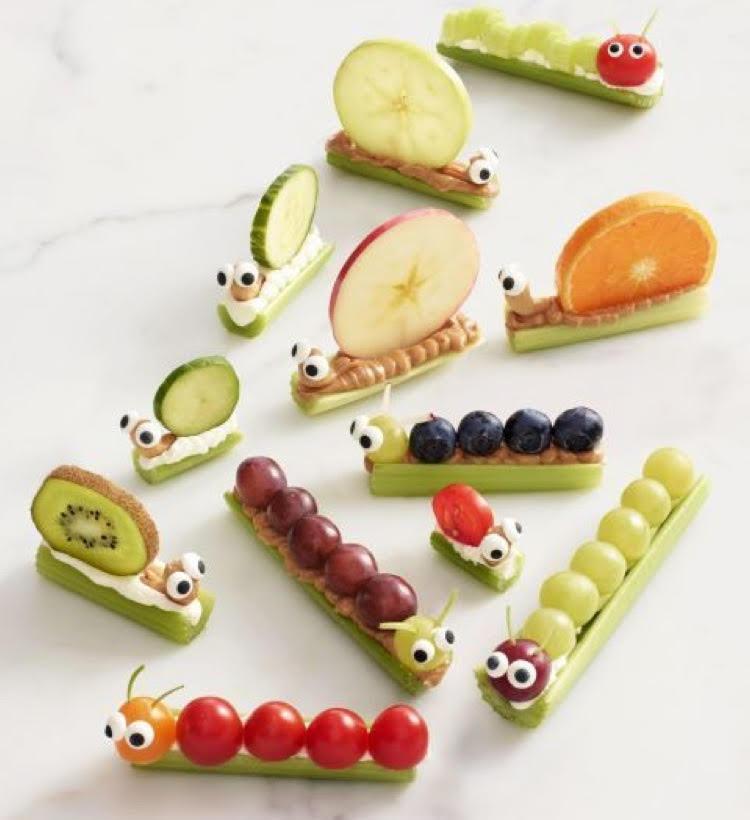 Woman's Day kid-friendly fruit snacks.