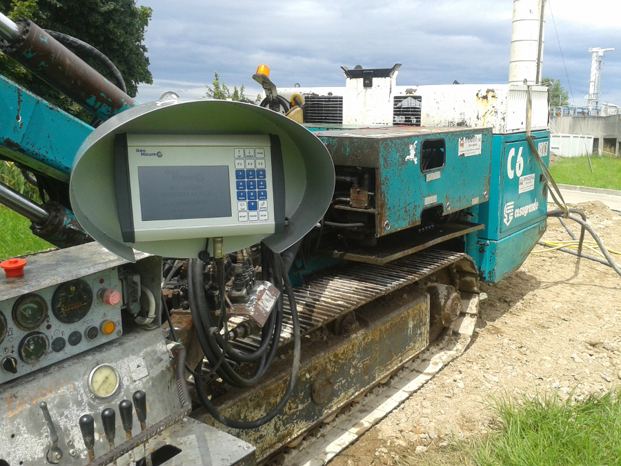 JET VISION -    Monitoring for Jet Grouting