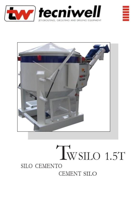 Tecniwell TWSilo 1.5T Brochure