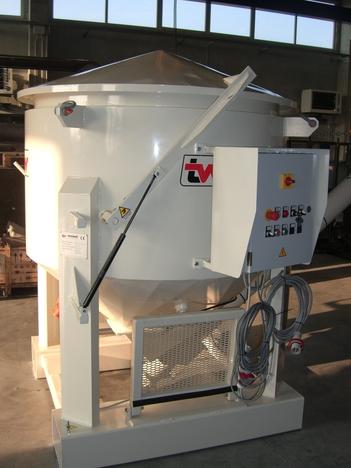 TWSILO 1.5T  Cement silo