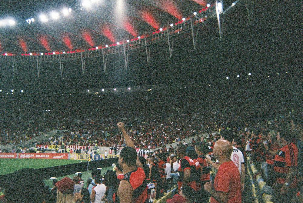 Maracanã Night