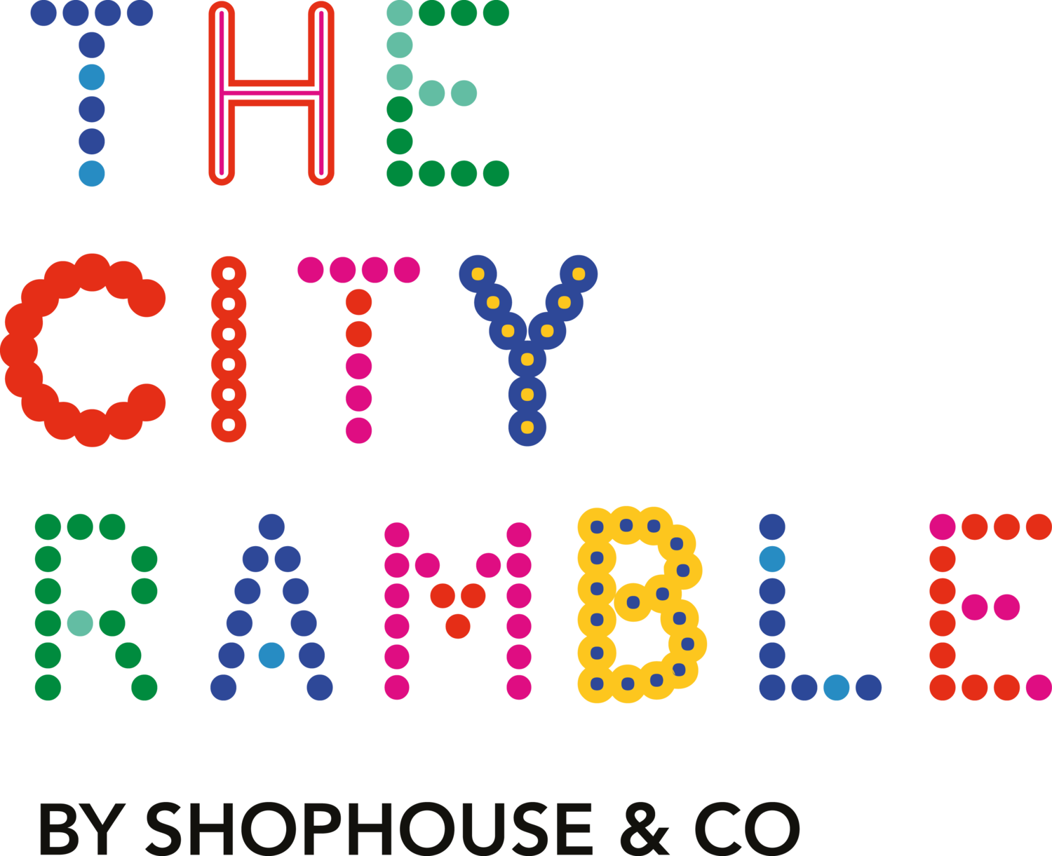 The City Ramble Design Trails by Shophouse & Co