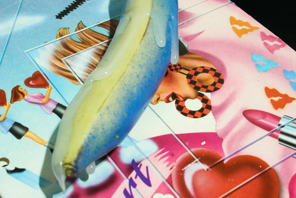 <p hidden>Camila Wilde fine art colorful queer noodlism feminist installation sculpture by Camilla Wilde</p>