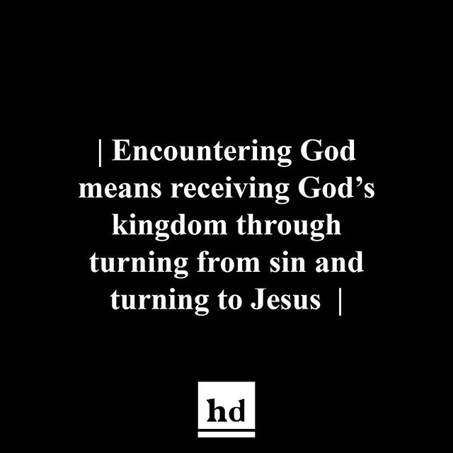Podcast: Culture - Encountering God Pt 3 ——— What does it take to have an actual encounter with God? Experiencing God is incredible, but it means receiving God's Kingdom through turning from sin and turning to Jesus. Ps. Ike invites you to cultivate a relationship with the one who created your soul. ——— Link in bio.