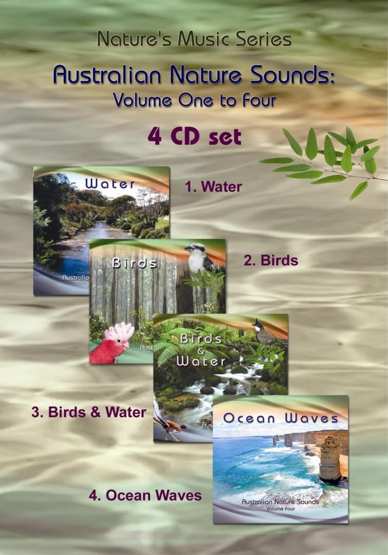 Nature's Music Series Volume 1 to 4